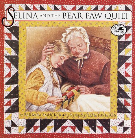 9780517885789: Selina and the Bear Paw Quilt