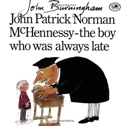 9780517885956: John Patrick Norman McHennessy: The Boy Who Was Always Late