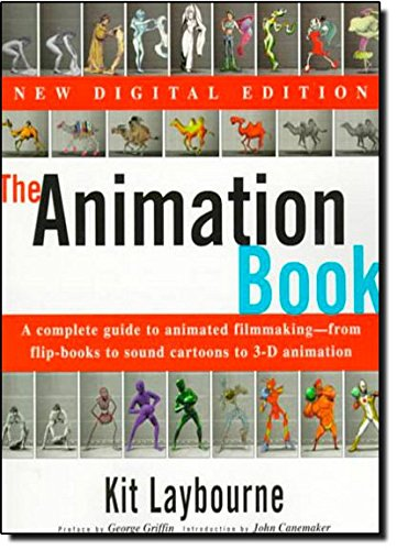 9780517886021: The Animation Book: A Complete Guide to Animated Filmmaking-From Flip-Books to Sound Cartoons to 3-D Animation