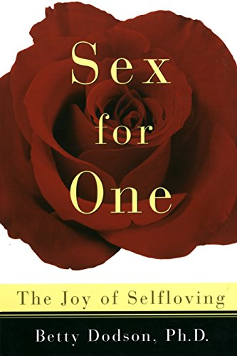 9780517886076: Sex for One: The Joy of Selfloving