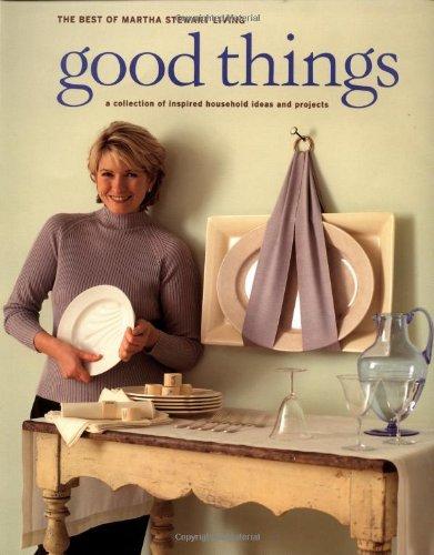 9780517886908: Good Things (Best of Martha Stewart Living)