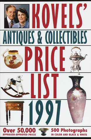 9780517887776: Kovels' Antiques & Collectibles Price List - 29th Edition