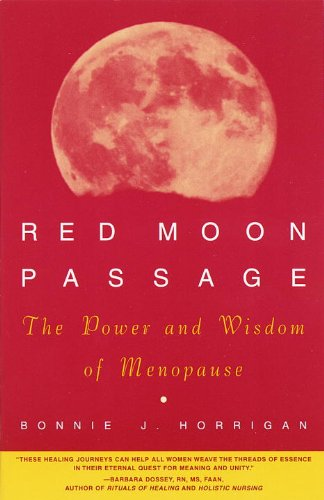 9780517888308: Red Moon Passage: The Power and Wisdom of Menopause