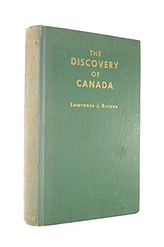 9780518101611: The Discovery of Canada.