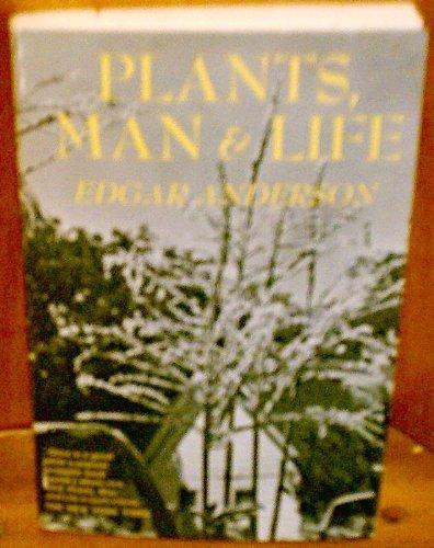 9780520000216: Plants, Man, and Life