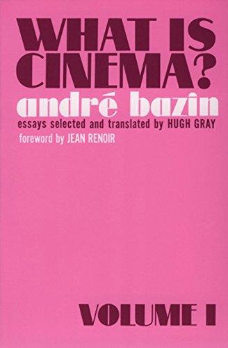 9780520000926: What is Cinema?: Vol. I: v. 1