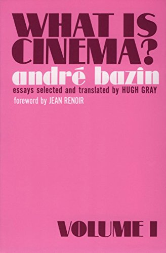 What Is Cinema? (Vol 1)