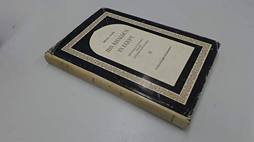 9780520004146: Ibn Khaldun in Egypt: His Public Functions and His Historical Research, 1382-1406