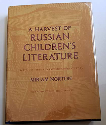 9780520008861: A Harvest of Russian Children's Literature