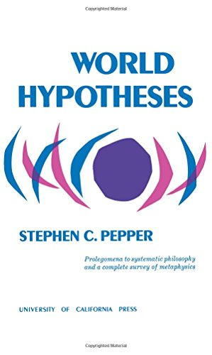 9780520009943: World Hypotheses: A Study in Evidence