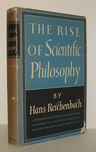 9780520010536: Rise of Scientific Philosophy