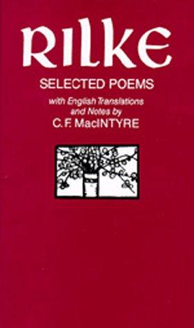 9780520010703: Selected Poems of Rilke