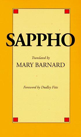Sappho: A New Translation: Sappho; Bernard, Mary