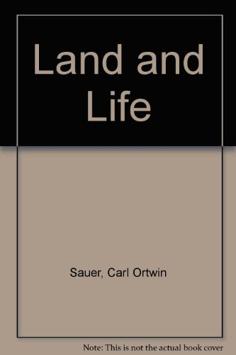 9780520011236: Land and Life