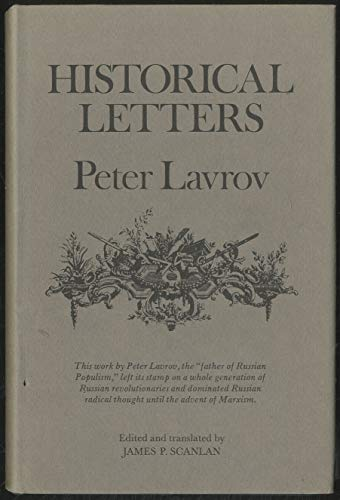 Historical Letters: Lavrov, Peter
