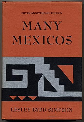 9780520011793: Many Mexicos, Silver Anniversary Edition