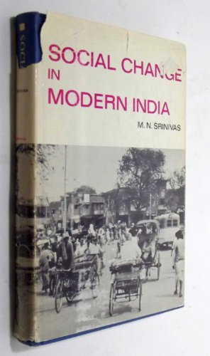 caste in modern india and other essays by m.n srinivas Caste in modern india and other essays (1962), asia publishing house the remembered village (1976, reissued by oup in 2013) indian society through personal writings (1998).
