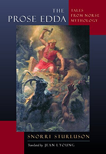 9780520012325: Prose Edda of Snorri Sturluson: Tales from Norse Mythology