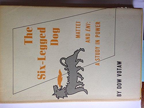 9780520013100: Six-legged Dog