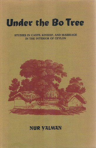 9780520013681: Under the Bo Tree: Studies in Caste, Kinship & Marriage in the Interior of Ceylon