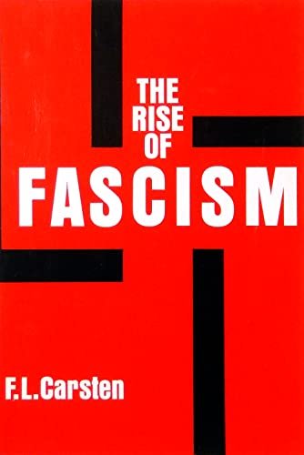 9780520014473: The rise of fascism