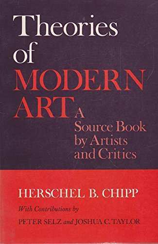 9780520014503: Theories of Modern Art