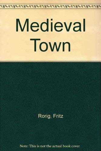 9780520014794: Medieval Town