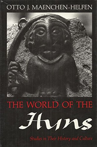 9780520015968: The World of the Huns: Studies in Their History and Culture