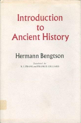 9780520017238: Introduction to Ancient History
