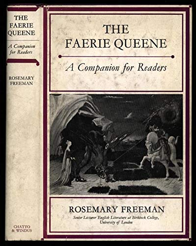 The Faierie Queen: A Companion for Readers: Freeman, Rosemary