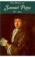 9780520018570: The Diary of Samuel Pepys, Vol. 4: 1663