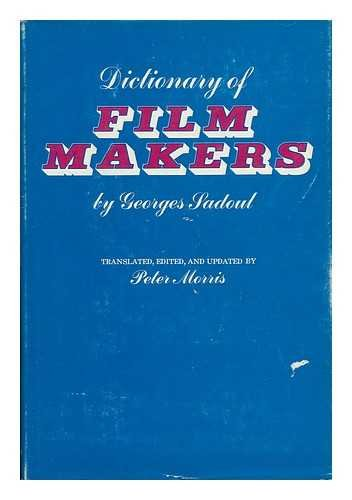 9780520018624: Dictionary of Film Makers