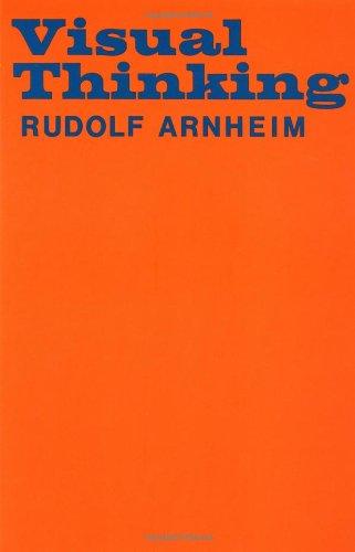 rudolf arnheim visual thinking ebook