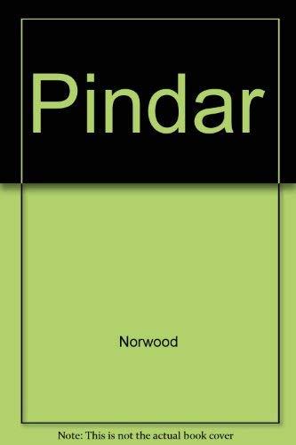 9780520019522: Pindar