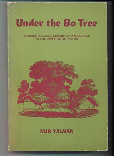 9780520020542: Under the Bo Tree: Studies in Caste, Kinship and Marriage in the Interior of Ceylon