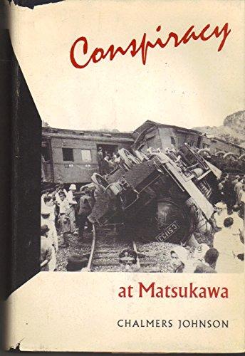 Conspiracy at Matsukawa: Johnson, Chalmers