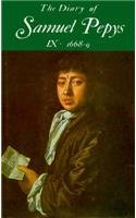 9780520020962: The Diary of Samuel Pepys, Vol. 9: 1668-1669