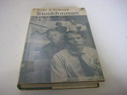 9780520021433: Stockhausen; Life and Work.