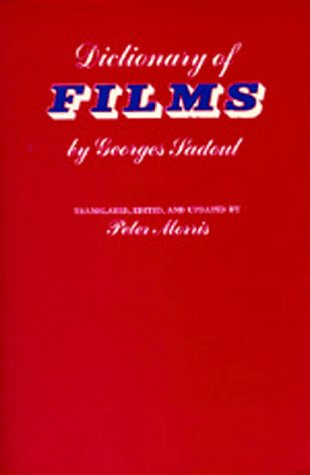 9780520021525: Dictionary of Films