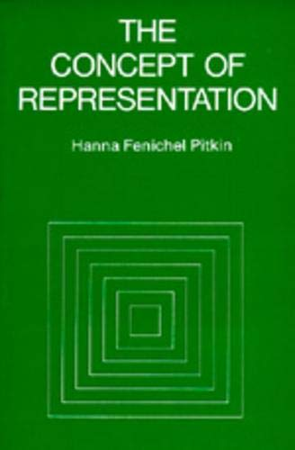 9780520021563: The Concept of Representation