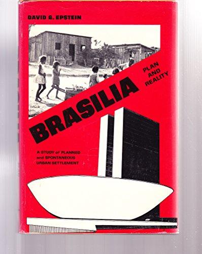 9780520022034: Brasilia: Plan and Reality