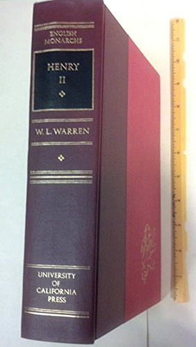 Henry II: Warren, W. L.