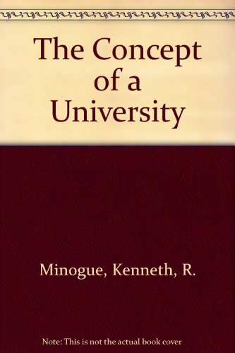 9780520023901: The concept of a university
