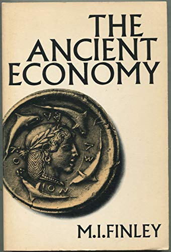 9780520024366: The Ancient Economy (Sather Classical Lectures)