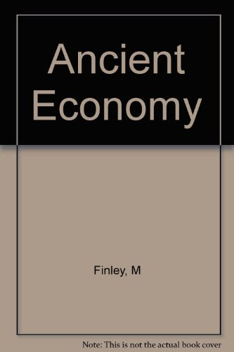 9780520025646: The Ancient Economy