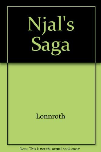 9780520027084: Njals Saga: A Critical Introduction