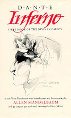 9780520027121: Inferno: First Book of the Divine Comedy (California Dante)