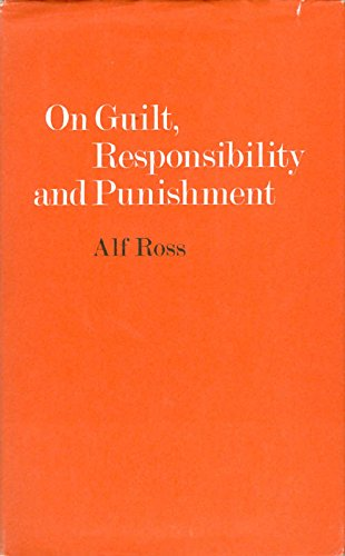 9780520027176: On Guilt, Responsibility, and Punishment