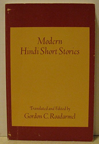 Stock image for Modern Hindi Short Stories (UNESCO Collection of Representative Works. Indian Series) for sale by LowKeyBooks