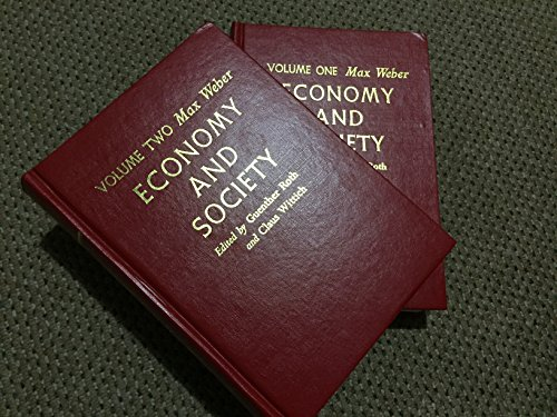 9780520028241: Economy and Society: An Outline of Interpretive Sociology
